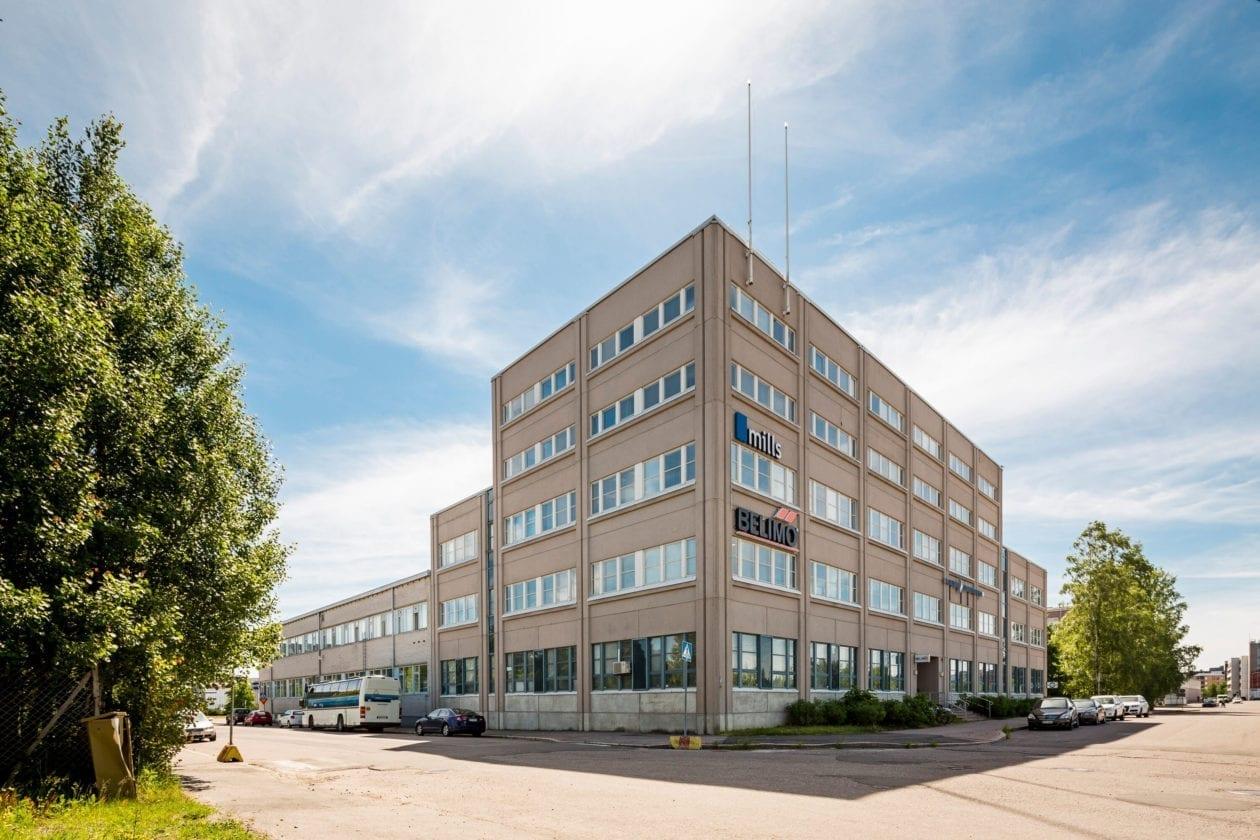 Insinöörinkatu 7, Helsinki, Herttoniemi