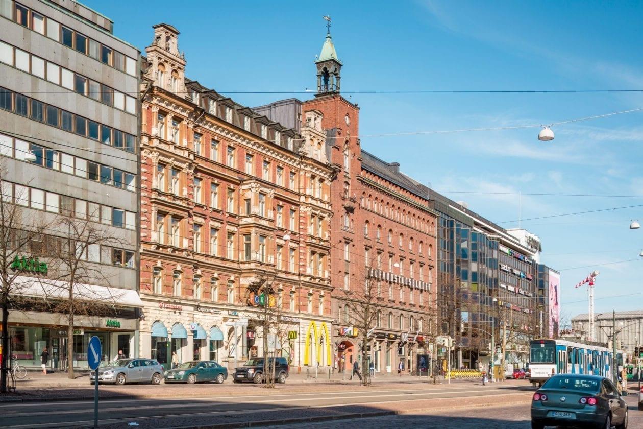 Mannerheimintie 16, Helsinki, Kamppi