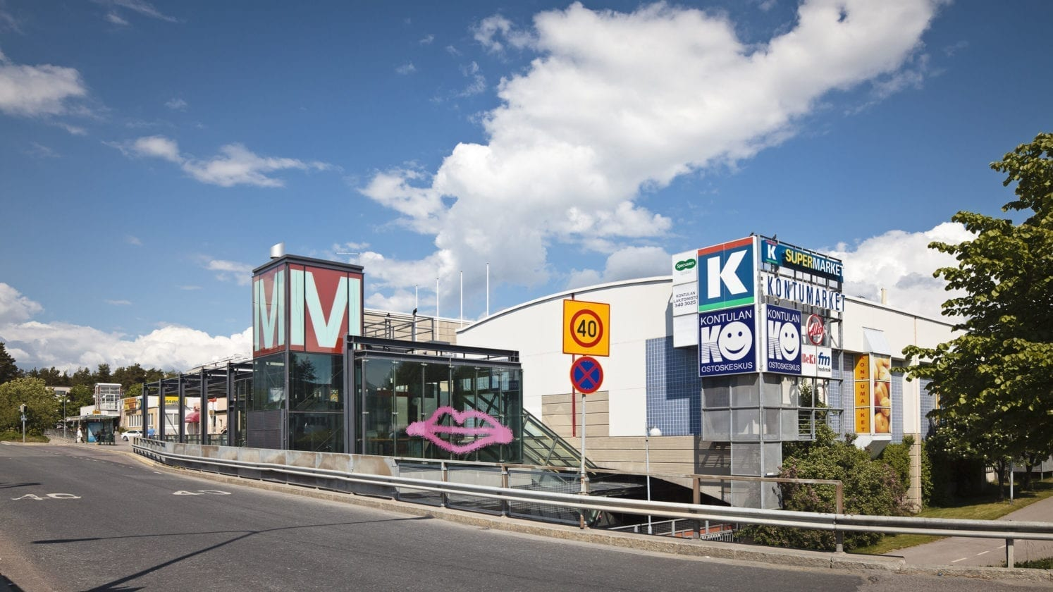 Ostostie 4, Helsinki, Kontula