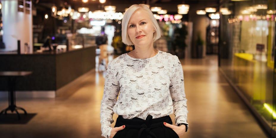 Citycenterin markkinointipäällikkö Ria Leppävuoren mukaan kaupungin ytimessä toimiva Citycenter haluaa hyödyntää vetovoimaansa myös yhteiskunnallisesti tärkeiden asioiden esiin nostamiseen.