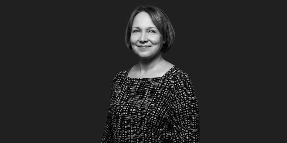 Spondan brändi- ja markkinointipäällikkö Anita Riikonen