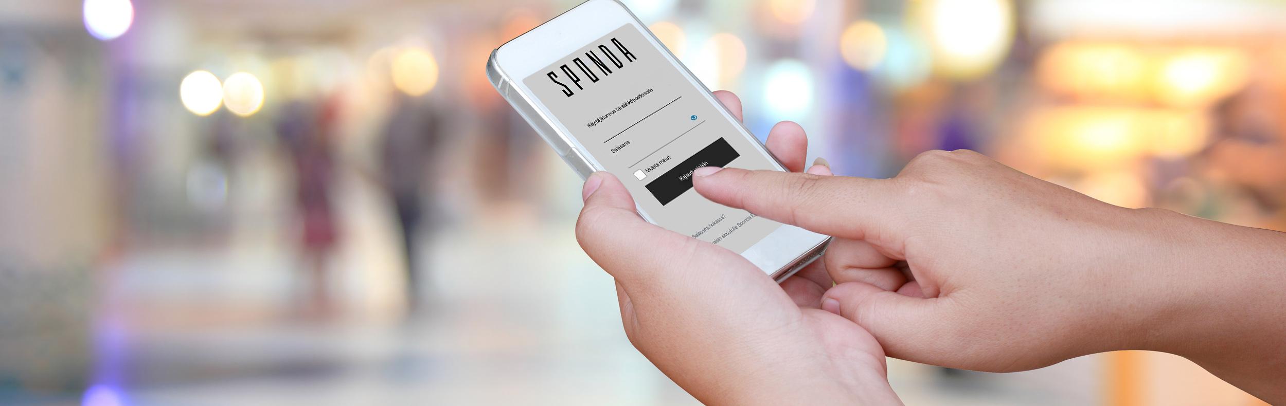 Uudistunutta extranettiä on entistä helpompi käyttää mobiilisti.