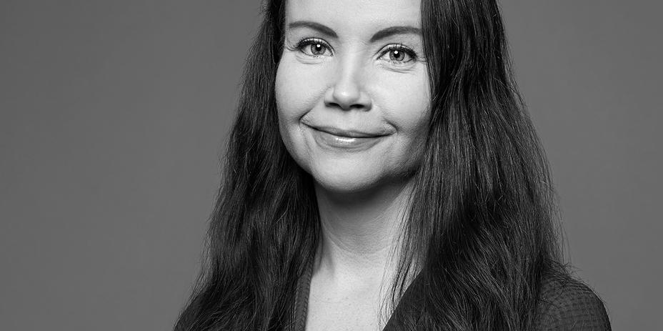 Spondan vuokrauskoordinaattori Paula Jääskeläinen.
