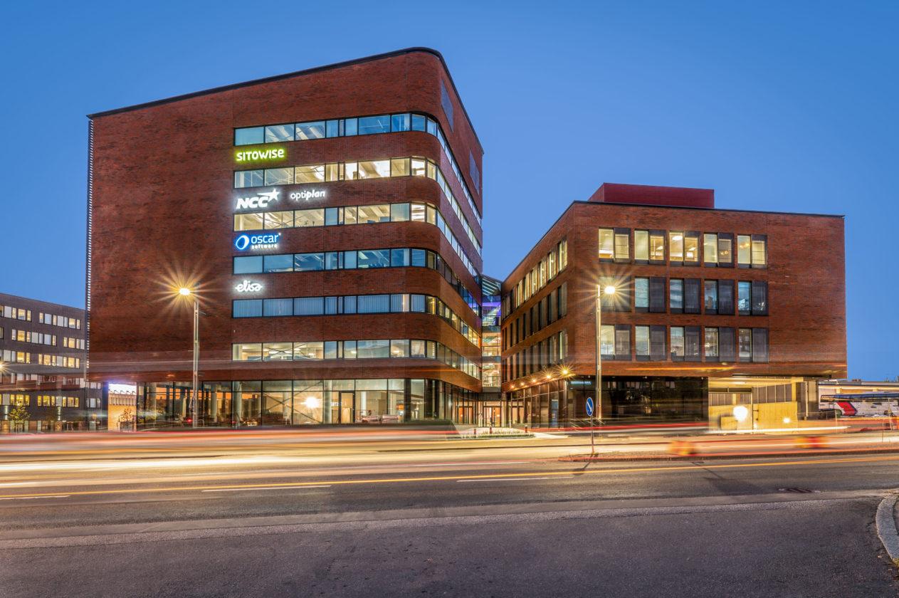 Vuolteenkatu 2, Tampere, Ratina