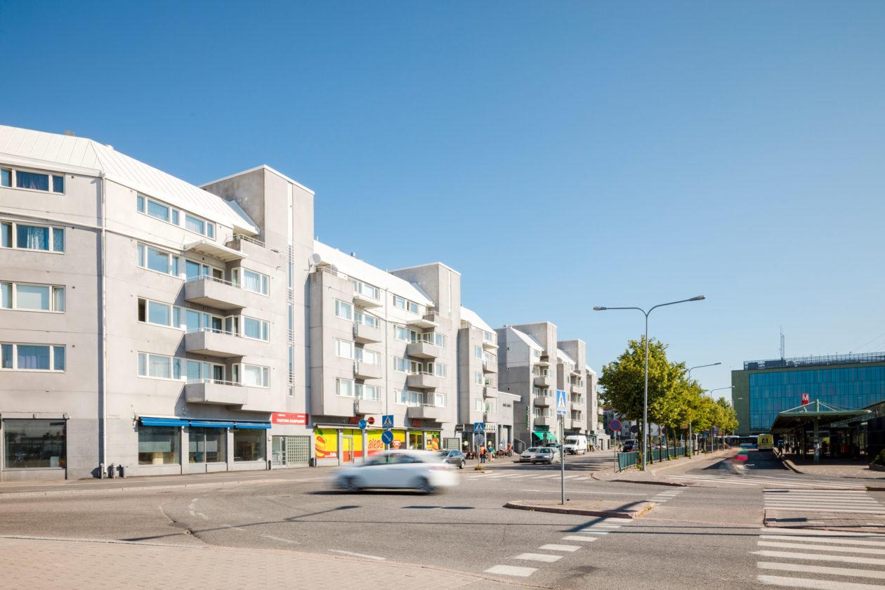 Hiihtomäentie 14, Helsinki, Herttoniemi