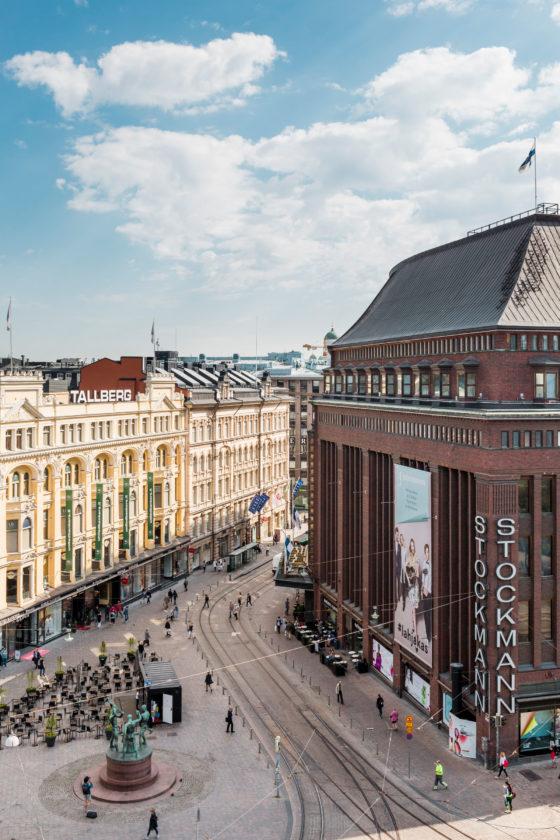 Mannerheimintie 14, Helsinki, Kamppi, Toimistotila