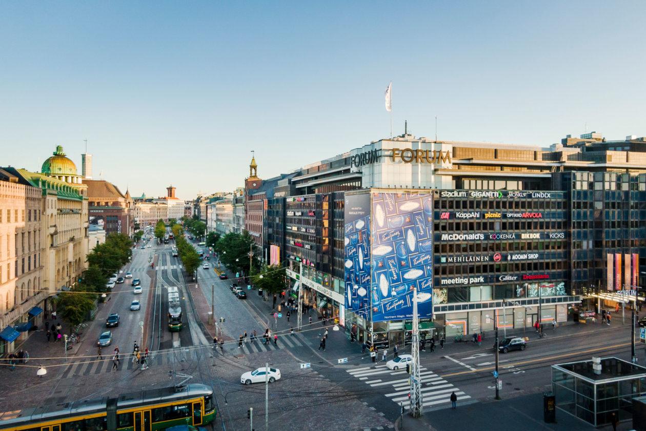 Mannerheimintie 20, Helsinki, Kamppi