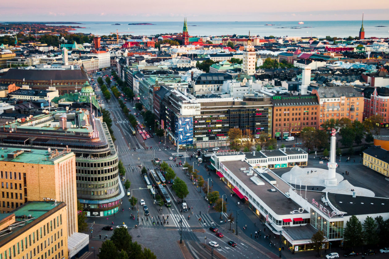 Mannerheimintie 14, Helsinki, Kamppi