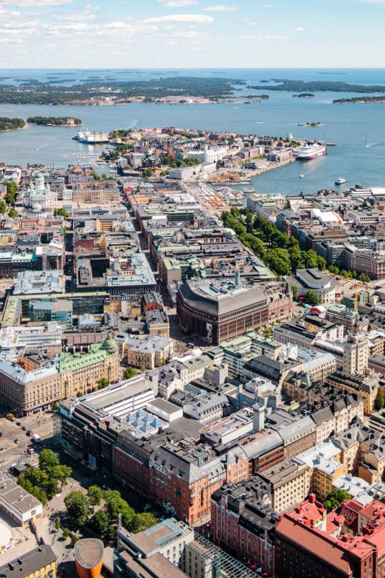 Yrjönkatu 23 A, Helsinki, Kamppi
