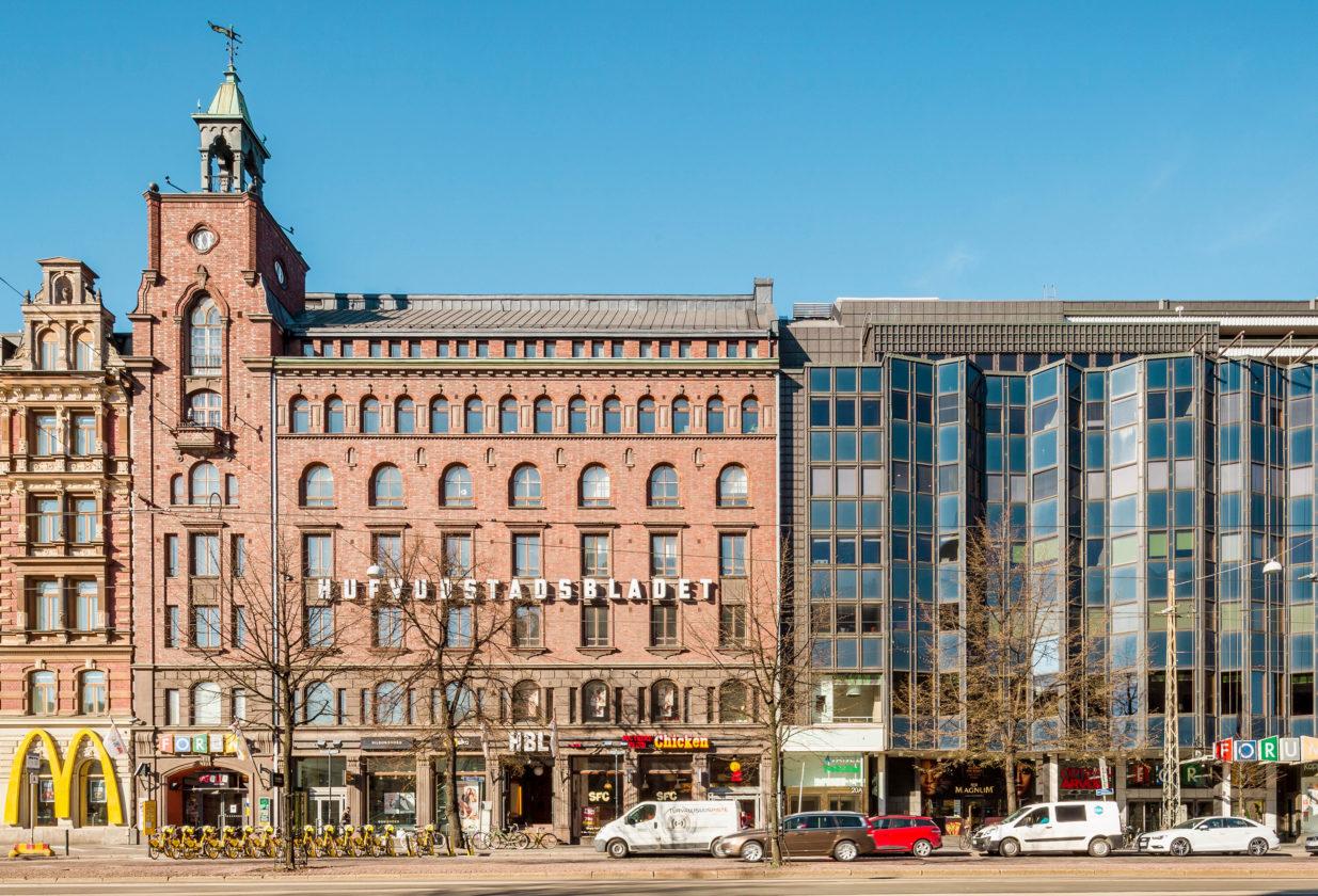 Mannerheimintie 18, Helsinki, Kamppi